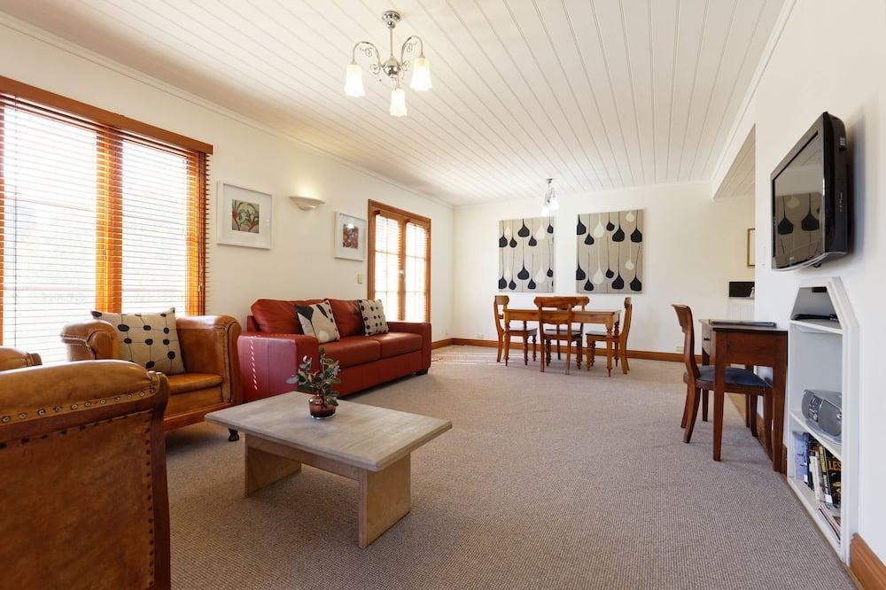 豪華公寓, 1 間臥室, 非吸煙房, 廚房 - 客廳