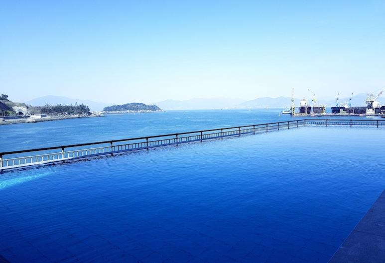 Hotel Haven, Yeosu, Sonsuzluk Havuzu