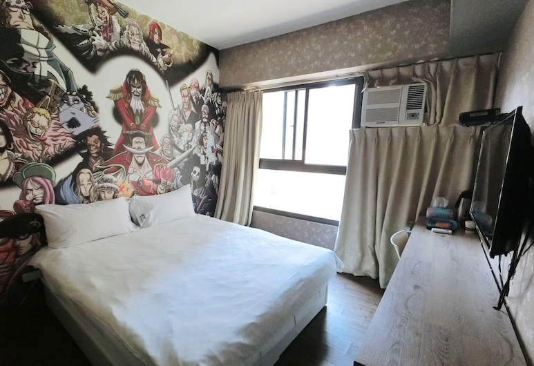 Enjoy Feng Chia, Taichung, Business Double Room, 1 Bedroom, Guest Room