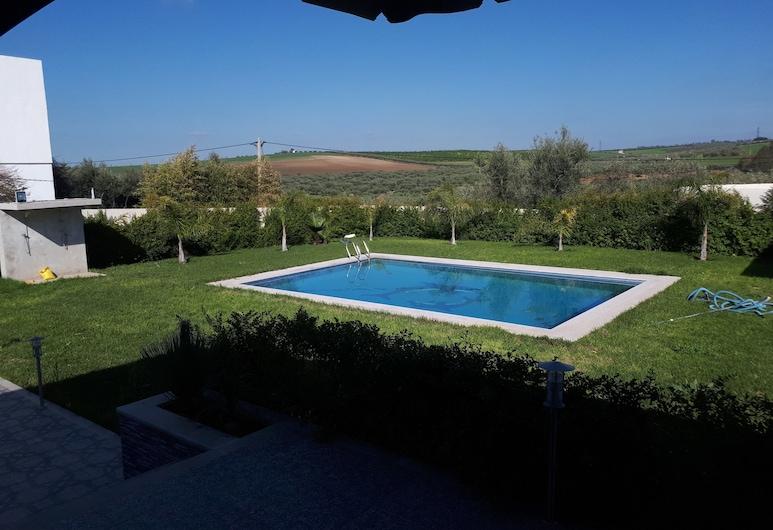Villa Espace Vert, Fez, Kolam Renang Luar Ruangan