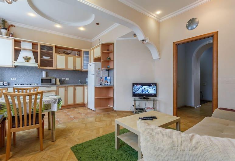 FortEstate Leninsky 68, Moskwa, Apartament, 1 sypialnia, Powierzchnia mieszkalna