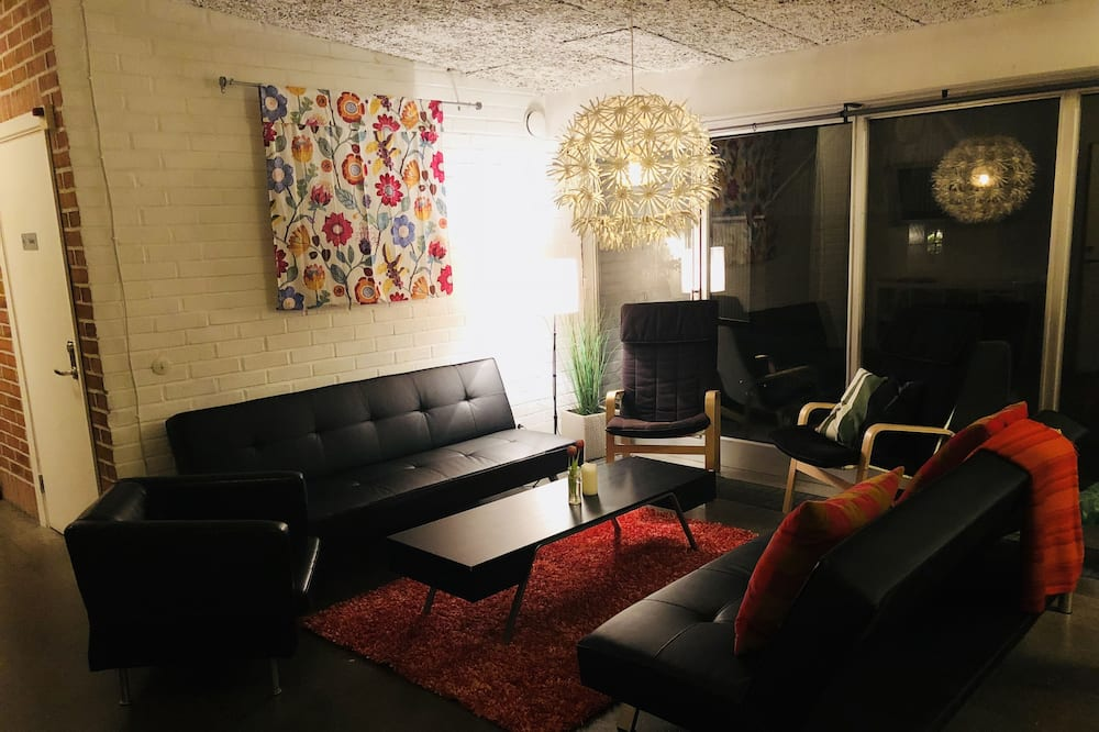 Salón en el lobby