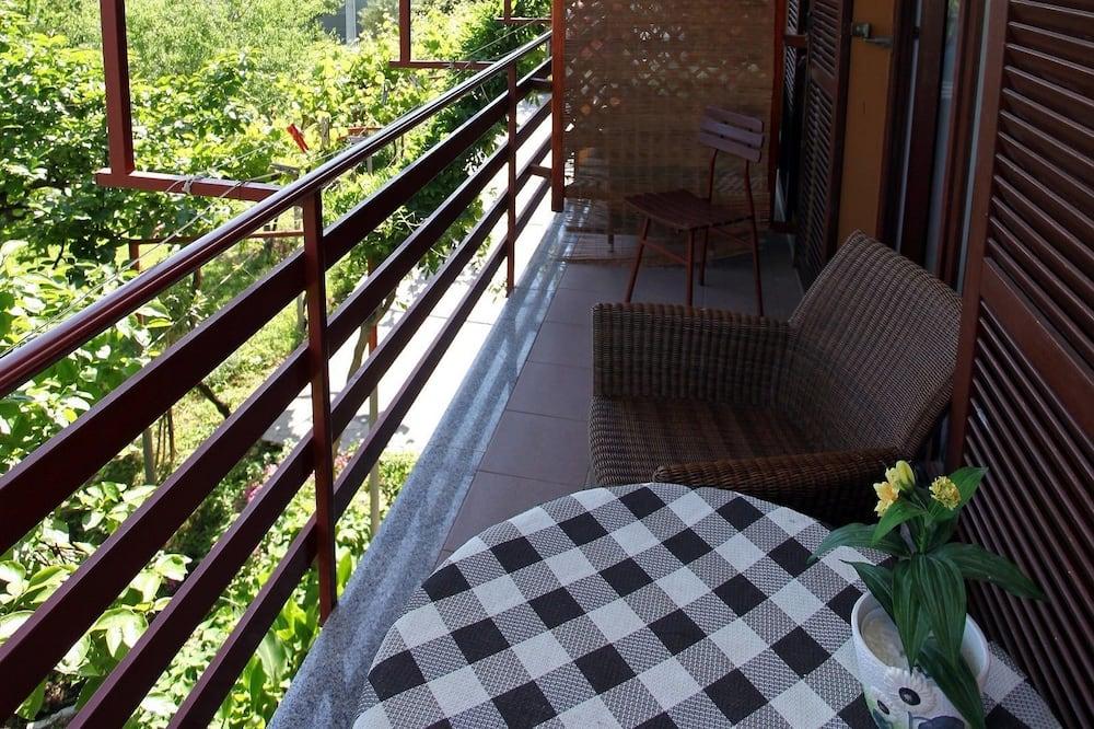 Departamento, 1 habitación - Balcón