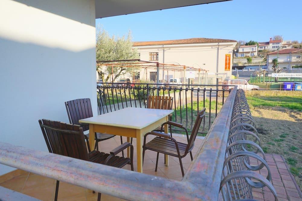 公寓, 露台 - 陽台
