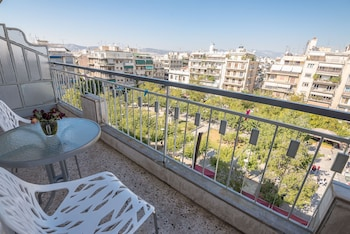 Foto Victoria Grand Apartments di Athena