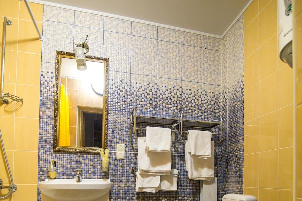 Standard Single Room - Bilik mandi