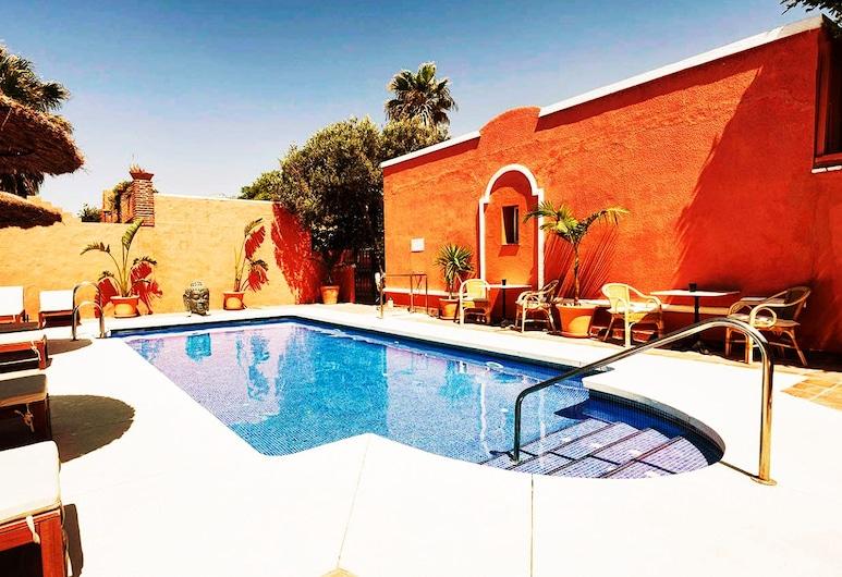 Hotel Madreselva, Barbate, Pool
