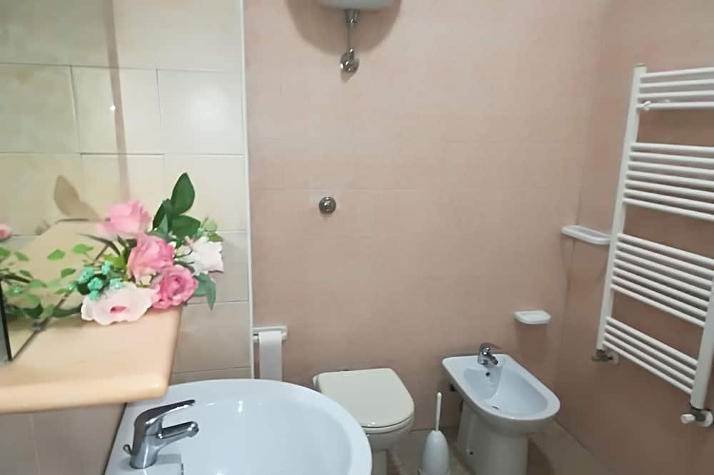 apartman, 2 hálószobával - Fürdőszoba