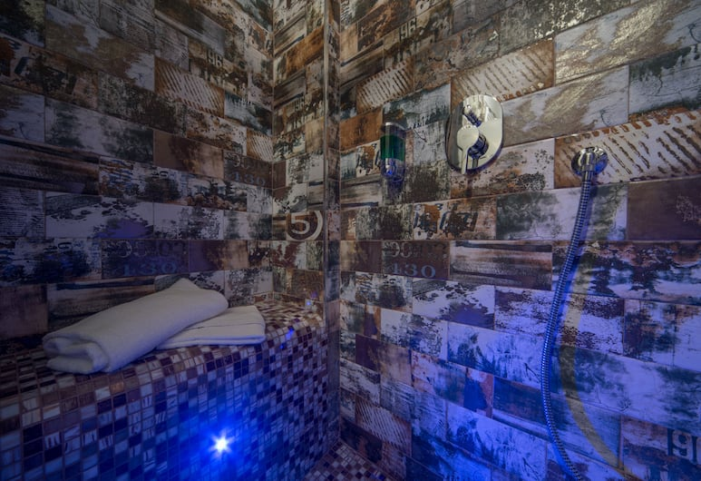 Navona Rooms with Jacuzzi, Roma, Kamar Double Superior, Kamar Tamu
