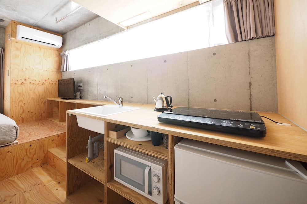 Loft for 5 People - Microwave