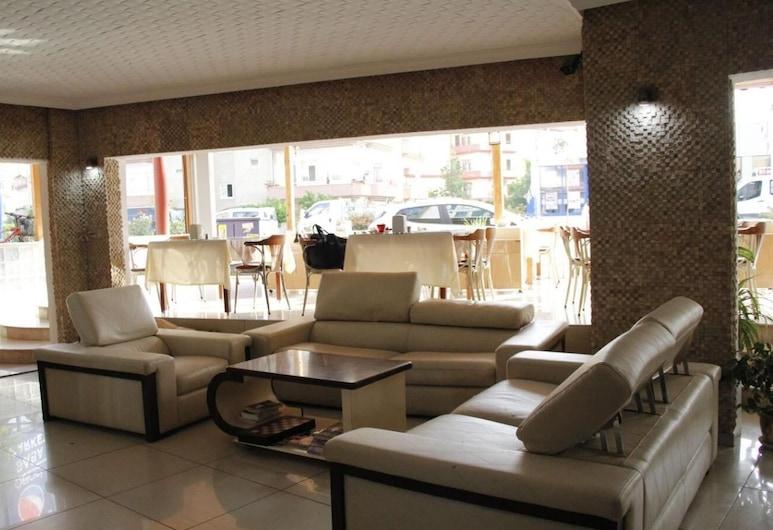 Tayfun Hotel, Anamur, Tiền sảnh
