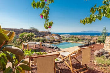 Foto di Rosepepper Villa a Santorini
