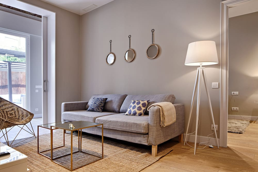 公寓, 6 間臥室, 露台 - 客廳