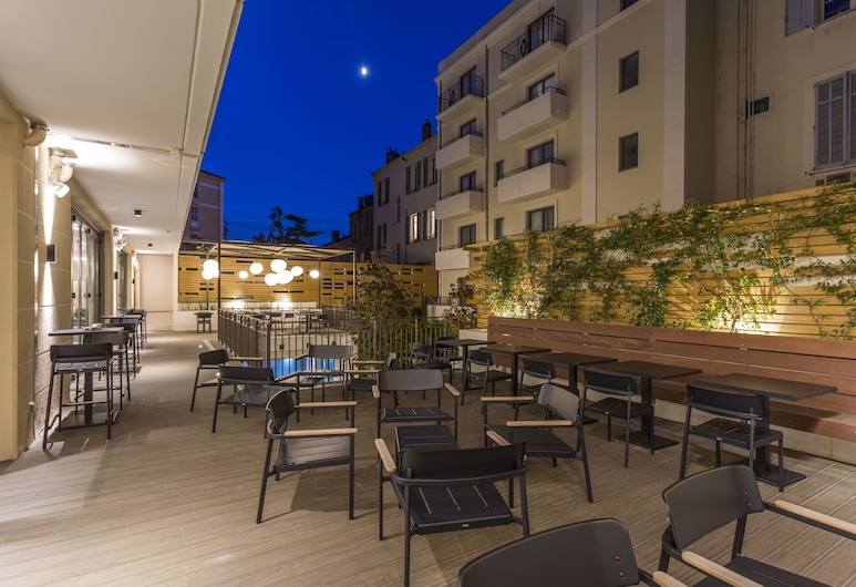 Nemea Appart Hotel Cannes Palais, Cannes, Terase/iekšējais pagalms