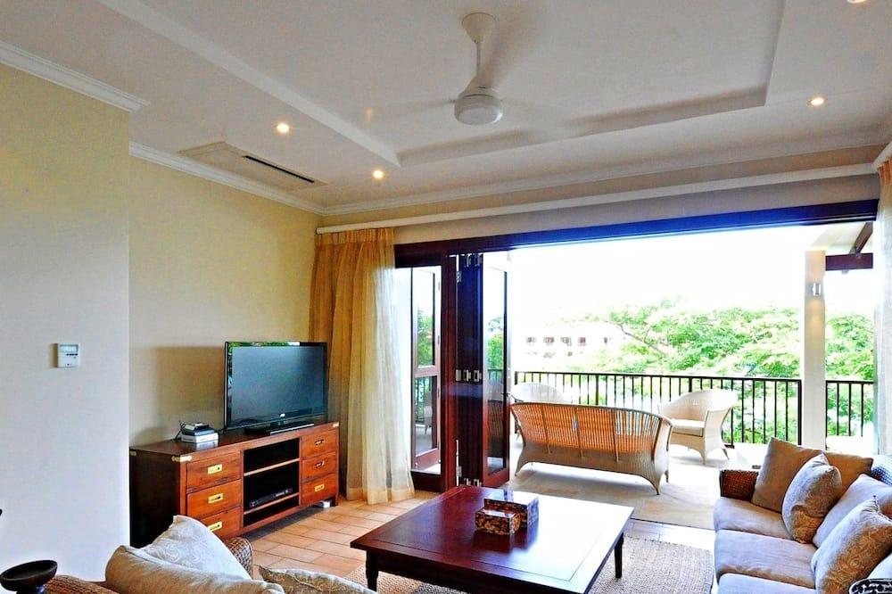 Luxury külaliskorter, 3 magamistoaga, vaade rannale, rannaäärne asukoht - Lõõgastumisala