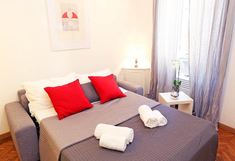 特拉斯特維雷貝利羅馬之家酒店, 羅馬, 公寓, 客廳