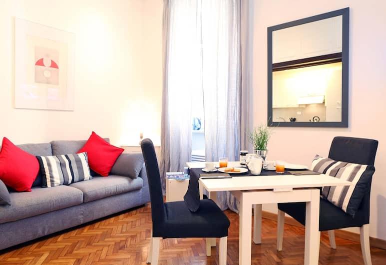 Home2Rome - Trastevere Belli, Roma, Appartamento, Pasti in camera