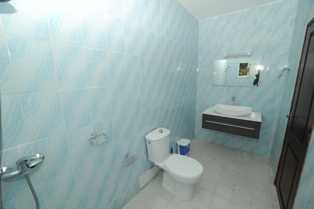 Люкс базового типа - Ванная комната