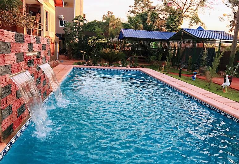 Hotel Amayal, Puerto Iguazú, Piscina