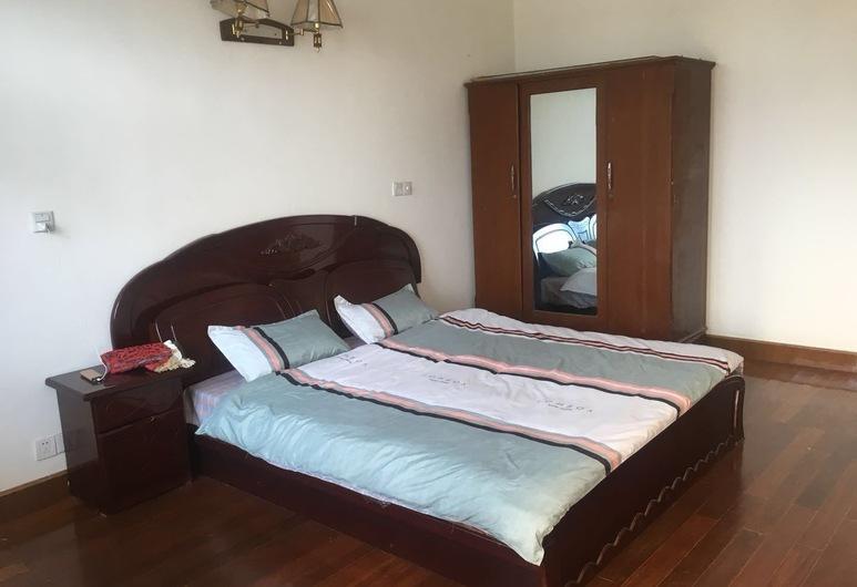 Al Sabah Halal Guest House, Shanghai, Business dubbelrum, Gästrum