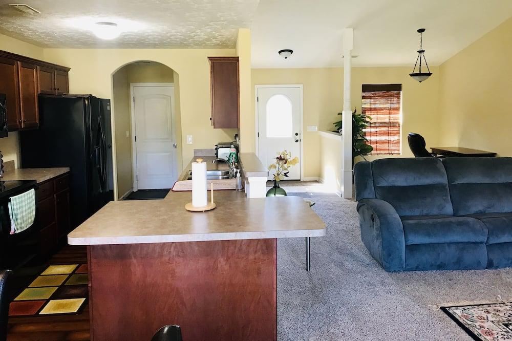 Family maja, Voodeid on mitu - Lõõgastumisala