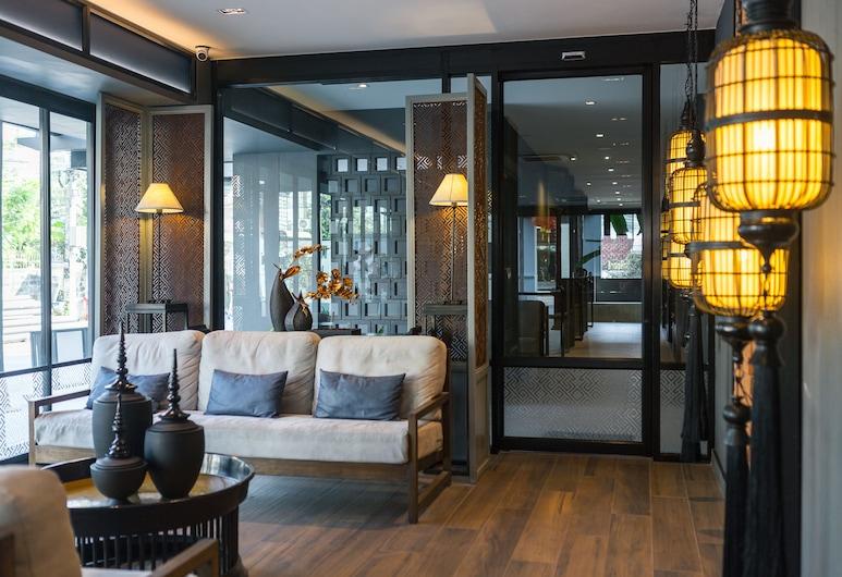 Lnimman  Chiangmai Boutique Hotel, Chiang Mai, Lobby Sitting Area