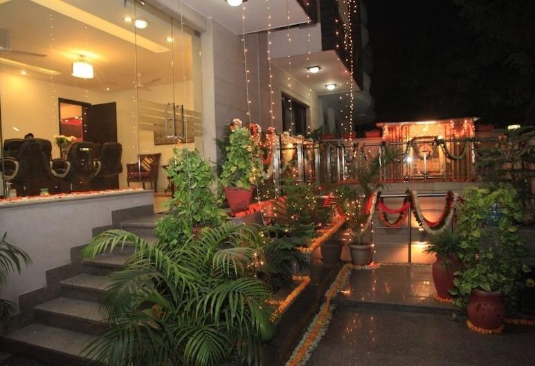 Indiyaah Inn , Gurugram, Hotel Front