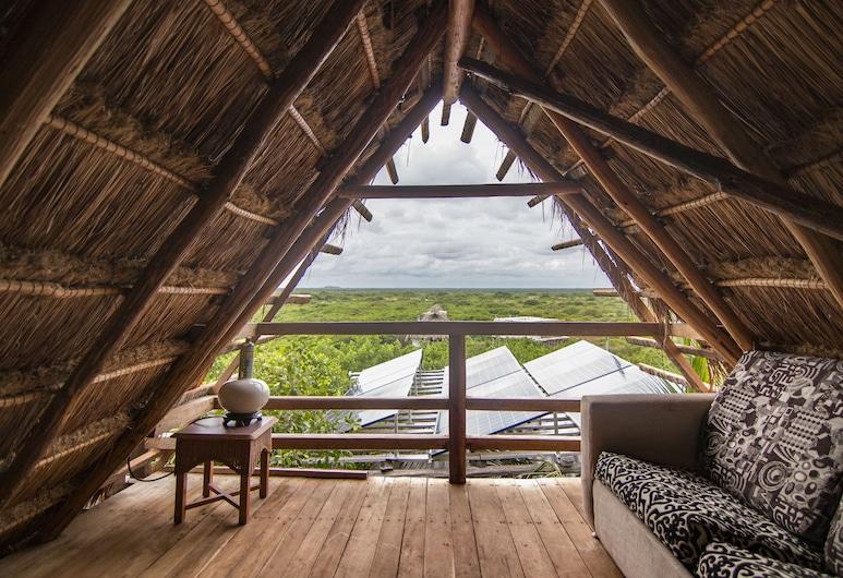 Hostel Bambu Gran Palas , Tulum, Estandar King Doble, Vista al paisaje
