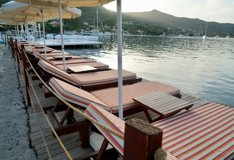 Piano Rooms Selimiye - Adults Only, Marmaris, Beach