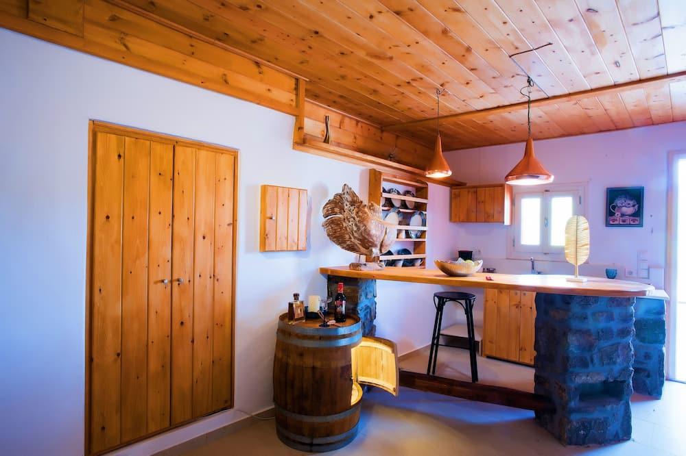 Private suite - Living Area