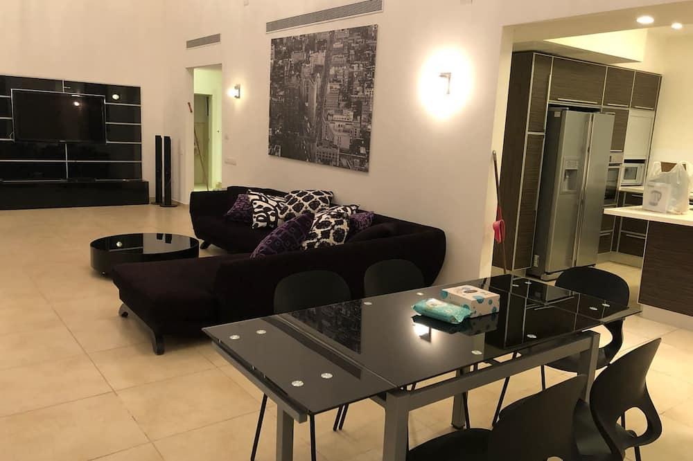 Deluxe villa, 3 slaapkamers - Woonruimte