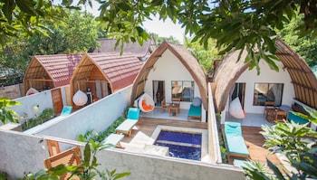 Gili Air bölgesindeki Hoomea Private Pool Villas resmi