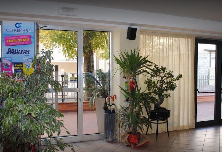 Hotel Frida, Rímini, Vista desde el hotel