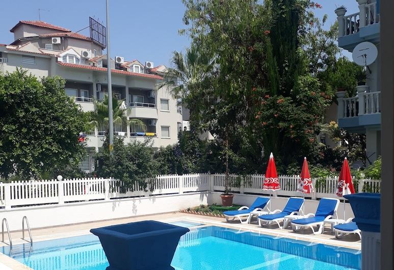 Karatas Apart Hotel, Marmaris, Açık Yüzme Havuzu
