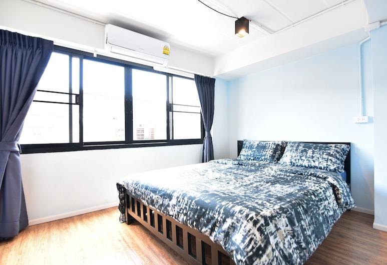 WJ 호스텔, 방콕, 스탠다드 더블룸, 객실