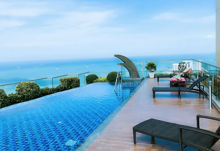 Studio Apartment by Pattaya Holiday, Pattaya