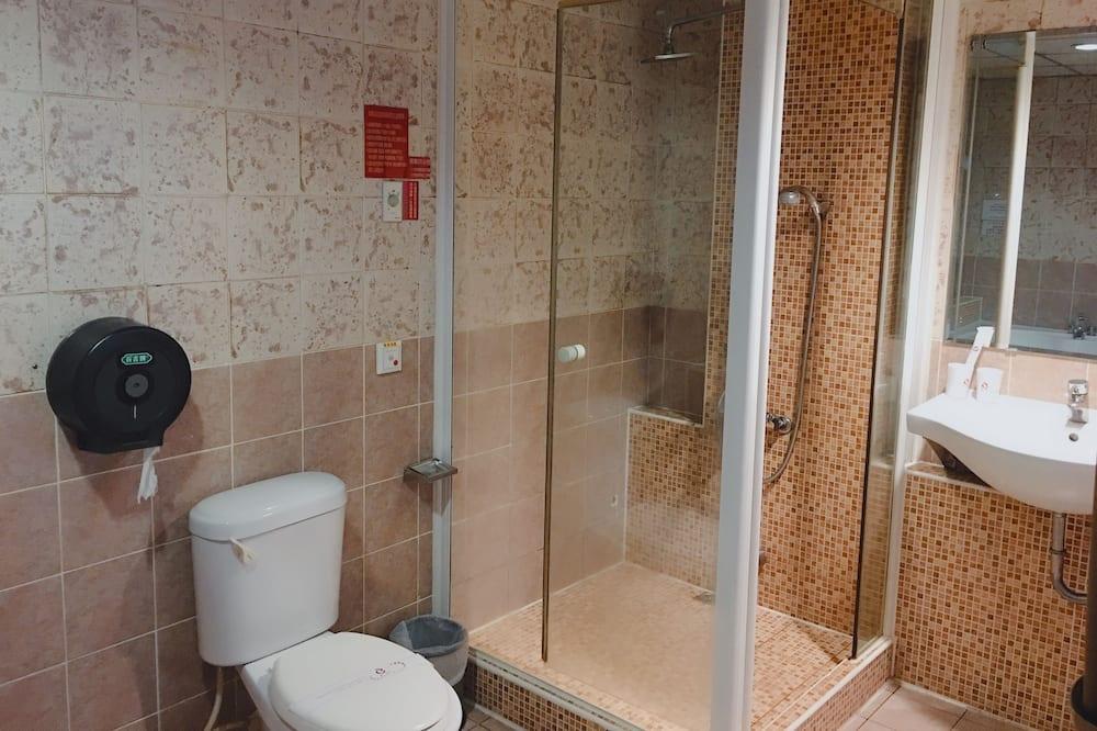 Dvojlôžková izba typu Elite, nefajčiarska izba - Kúpeľňa