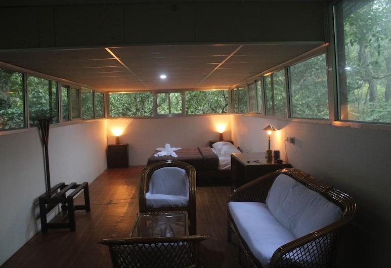 Secret Valley Jungle Resort, Udhagamandalam, Casa na Árvore, Vista Montanha, Quarto