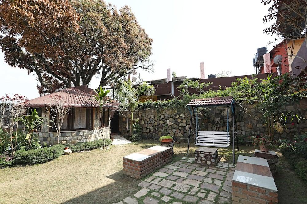 Izba s dvojlôžkom alebo oddelenými lôžkami - Terasa