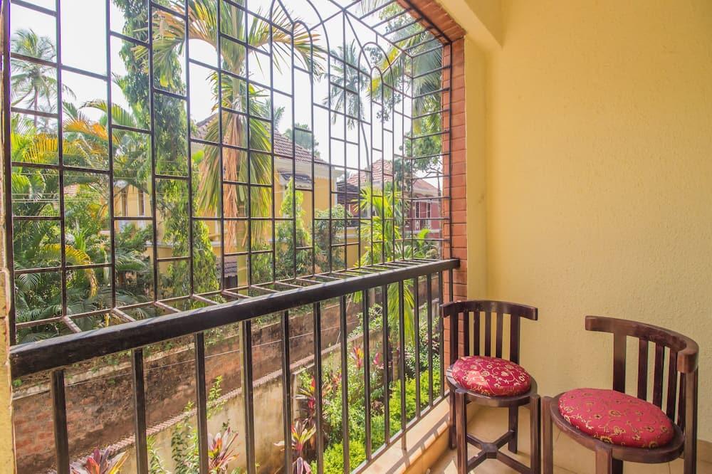 Doppel- oder Zweibettzimmer - Balkon