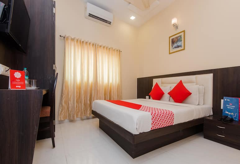 OYO 4083 Hotel Alfa Grand, Mumbai, Double or Twin Room, Guest Room
