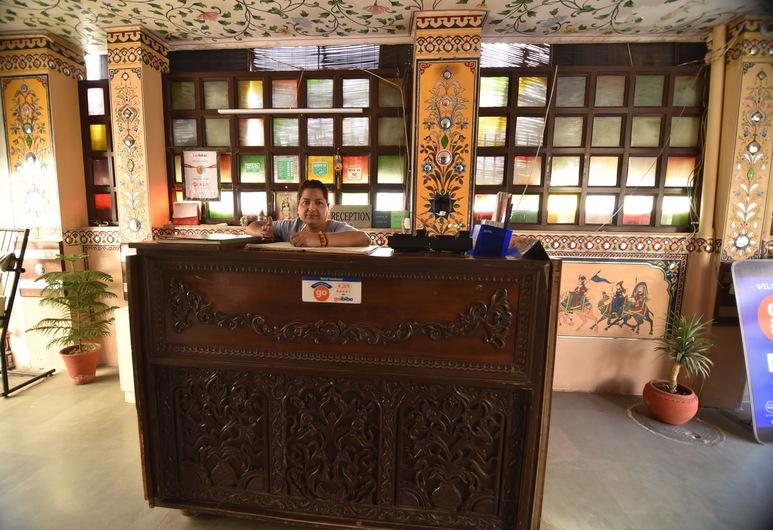 Hotel Vaishnavi, Jaipur, Recepção
