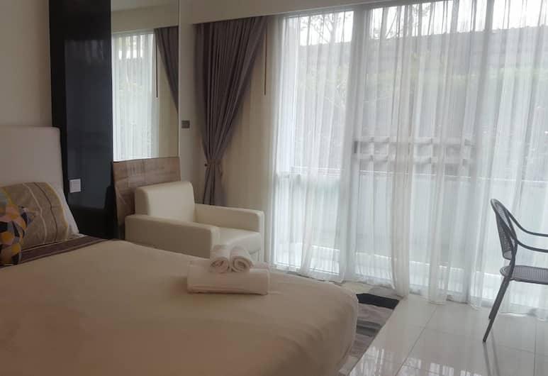 ซิตี้ เซ็นเตอร์ เรสซิเดนซ์ บาย พัทยา ฮอลิเดย์, Pattaya, สตูดิโอ, ห้องพัก