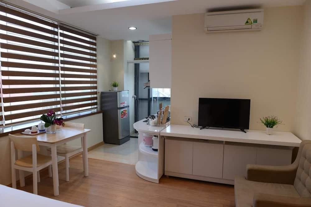 Apartment, 2Schlafzimmer (VIP) - Wohnbereich