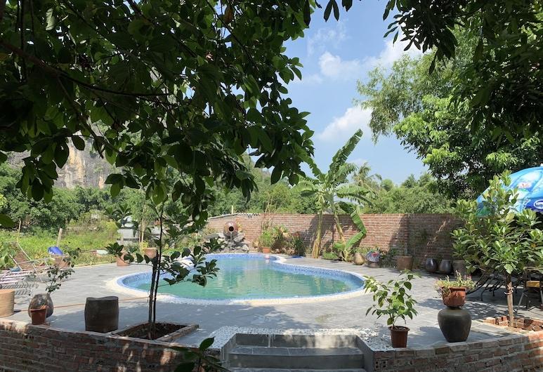 阿米拉家庭旅館, Hoa Lu, 游泳池