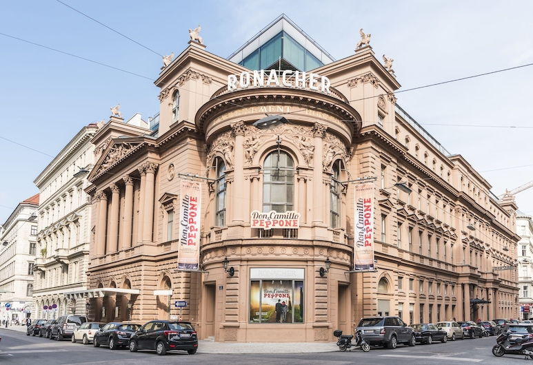Exclusive Residence Vienna, Wenen, Terrein van accommodatie