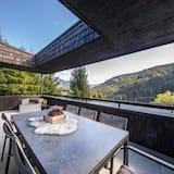 Comfort Apartment, 2 Bedrooms, Mountain View - Balcony