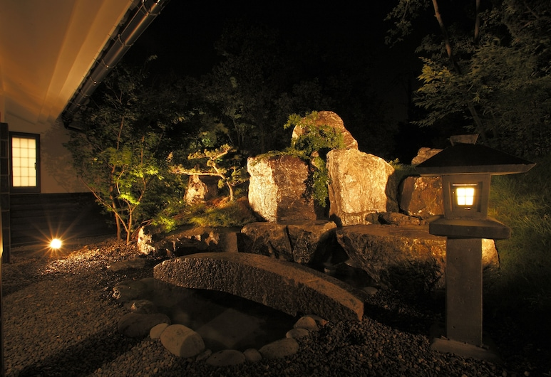 BEPPU Kaizan, Beppu, Zahrada