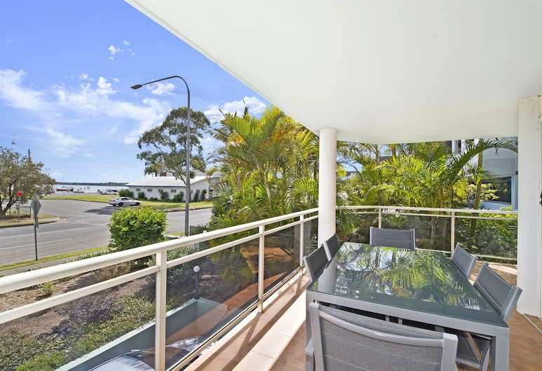 Westport Palms, 14 Buller Street,, Port Macquarie, Balcón