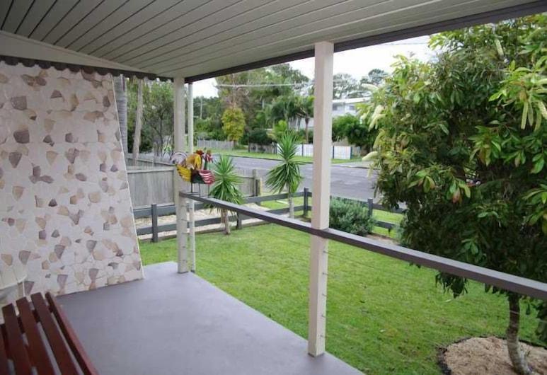 A Bella Ondine, 4 Belmore Street,, Crescent Head, Balcony